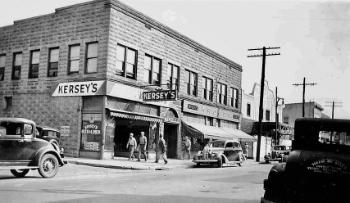 Twelve Points Historic Photo