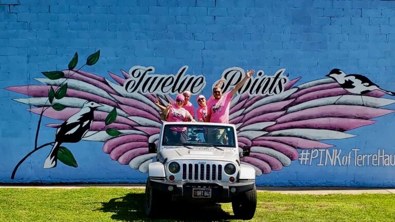 2020 Going Topless For PINK