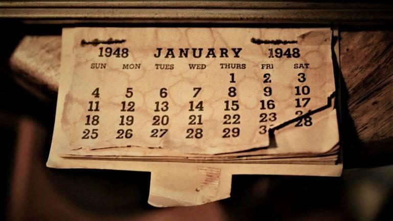 January General Meeting